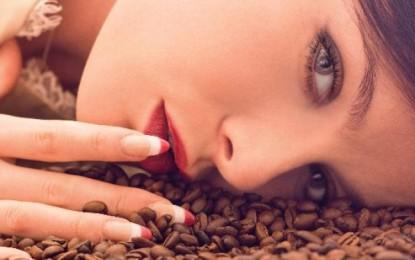 Маска с кафе и извара