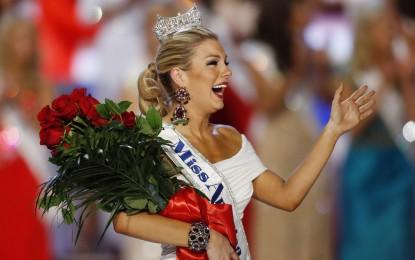 Малъри Хейгън, Miss New York, стана новата Miss America 2013
