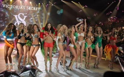Шоуто на Victoria's Secret 2012/2013 много блясък и красота