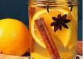 Домашен ароматизатор с аромат на портокал и канела