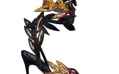 Обувки на Sergio Rossi – лято 2014