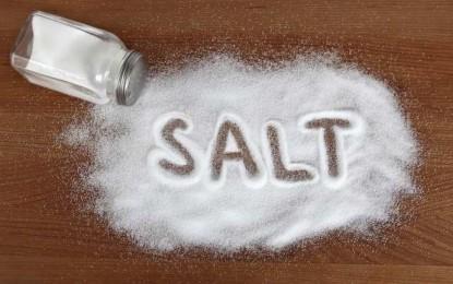 Защо трябва да намалим солта?
