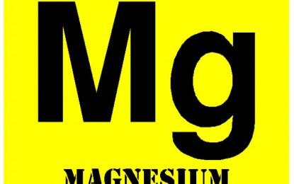 Магнезият е естественият антидепресант