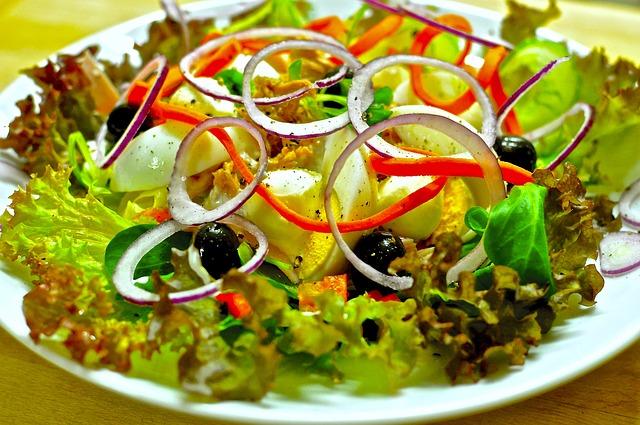 zelena salata za vitamin