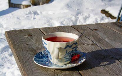 Пийте повече чай през Есента и Зимата, плодовите сокове са вредни!