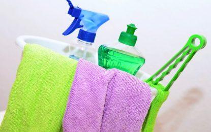 Почистете дома без излишни препарати