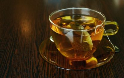 Естествено разкрасяване с чай